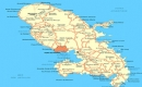 В праздник Крещения Господня на Мартинике освятили воды крупнейшей реки острова