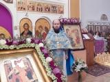 Иерей Василий Стопуряк удостоен права ношения наперсного креста