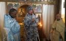 Епископ Нестор совершил Божественную литургию во франкоязычном приходе в Париже