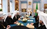 Священный Синод определил форму канонической организации Архиепископии западноевропейских приходов русской традиции в составе Московского Патриархата