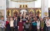 Епископ Нестор возглавил общеиспанскую встречу православной молодежи