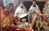 Престольный праздник в храме Новомученников и исповедников Церкви Русской в г. Ванв