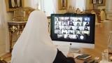 Митрополит Антоний принял участие в заседании Высшего Церковного Совета