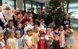 Детский рождественский утренник воскресной школы при Троицком соборе