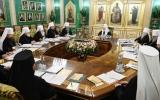 Священный Синод утвердил журналы первого синода Патриаршего Экзархата Западной Европы