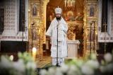 В Великую Субботу митрополит Антоний возглавил богослужение в Храме Христа Спасителя
