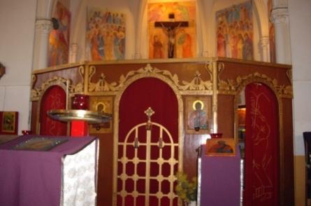 Приход в честь Рождества Крестителя Спасова Иоанна в Перпиньяне