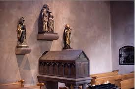 Мощи святых мучениц Веры, Надежды, Любови и матери их Софии