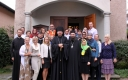 Приход в честь Покрова Пресвятой Богородицы в Мелиде