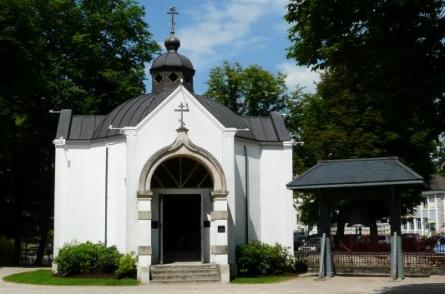 Община в честь святых равноапостольных князя Владимира и Марии Магдалины