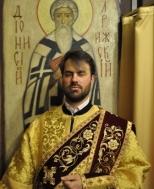 Протодиакон Николай Ребиндер