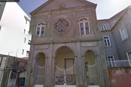 Приход в честь Новомучеников и исповедников Российских в Порту