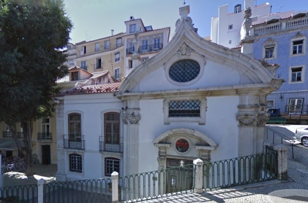 Приход в честь Всех святых в Лиссабоне