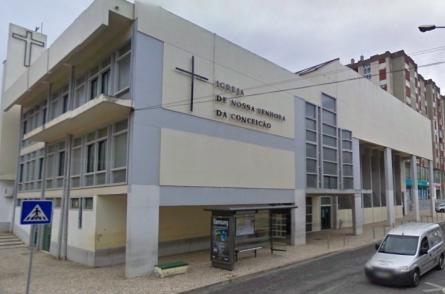 Приход в честь апостола Андрея Первозванного в Сетубале
