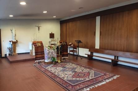 Община в честь апостола Иоанна Богослова в Клермон-Ферране