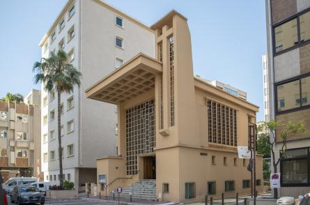Приход в честь Царственных Страстотерпцев в Монако