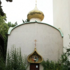 Храм в честь Пресвятой Троицы и Новомучеников и исповедников российских в Ванве