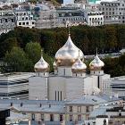 Кафедральный собор в честь Пресвятой Троицы в Париже